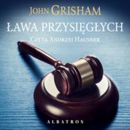 okładka Ława przysięgłych, Audiobook   John  Grisham