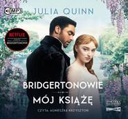 okładka Mój książę, Audiobook   Julia Quinn