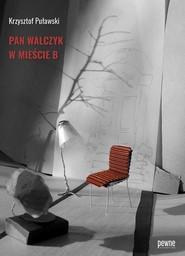 okładka Pan Walczyk w mieście B, Książka | Krzysztof Puławski