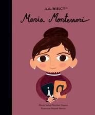okładka Mali WIELCY Maria Montessori, Książka | Maria Isabel Sanchez-Vegara