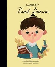 okładka Mali WIELCY Karol Darwin, Książka | Maria Isabel Sanchez-Vegara
