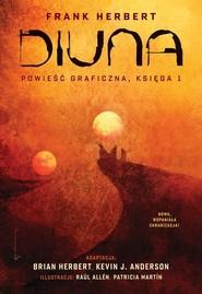 okładka Diuna Powieść graficzna Księga 1, Książka | Frank Herbert