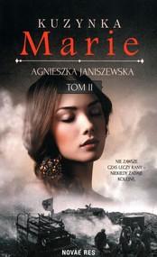 okładka Kuzynka Marie Tom 2, Książka | Agnieszka Janiszewska