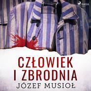 okładka Człowiek i zbrodnia, Audiobook | Józef Musiol