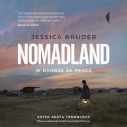 okładka Nomadland, Audiobook | Jessica Bruder