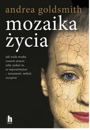 okładka Mozaika życia, Ebook   Andrea Goldsmith