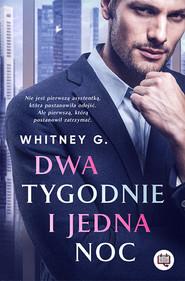 okładka Dwa tygodnie i jedna noc, Ebook | Whitney G.