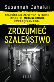 okładka Zrozumieć szaleństwo, Ebook | Susannah Cahalan