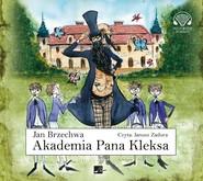 okładka Akademia pana Kleksa, Audiobook   Jan Brzechwa