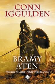 okładka Bramy Aten, Ebook | Conn Iggulden