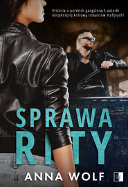 okładka Sprawa Rity, Ebook | Anna Wolf