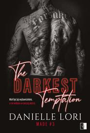 okładka The Darkest Temptation. , Ebook   Danielle Lori
