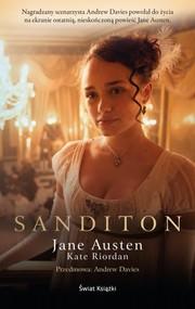 okładka Sanditon (wydanie serialowe) , Książka   Riordan Kate
