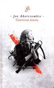 okładka Czerwona kraina, Książka | Joe Abercrombie