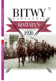 okładka Bitwy Kawalerii nr 19 25-27 kwietnia 1920, Książka |