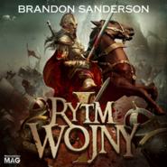 okładka Rytm wojny I, Audiobook   Brandon Sanderson