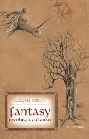 okładka Fantasy. Ewolucja gatunku, Ebook   Trębicki Grzegorz