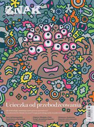 okładka ZNAK 793 06/2021 Ucieczka od przebodźcowania, Książka | autor zbiorowy