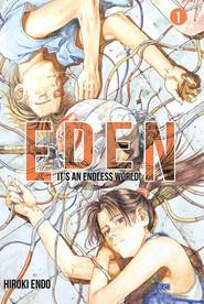 okładka Eden It's an Endless World!, Książka | Endo Hiroki