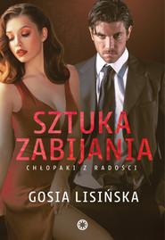 okładka Sztuka zabijania. , Ebook | Gosia Lisińska