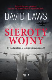 okładka Sieroty wojny, Ebook | Laws David