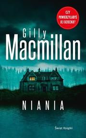 okładka Niania, Książka   Macmillan Gilly