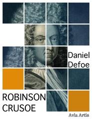okładka Robinson Crusoe, Ebook | Daniel Defoe