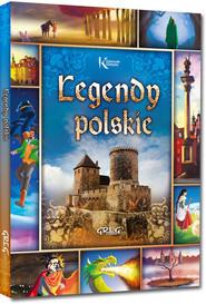 okładka Legendy polskie, Książka |