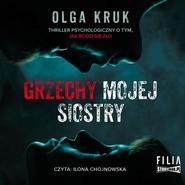 okładka Grzechy mojej siostry, Audiobook | Olga Kruk