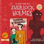 okładka Klasyka dla dzieci. Sherlock Holmes. Tom 11. Skandal w Bohemii, Audiobook | Arthur Conan Doyle