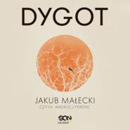 okładka Dygot, Audiobook | Jakub Małecki