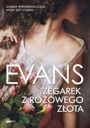 okładka Zegarek z różowego złota, Ebook   Richard Paul Evans