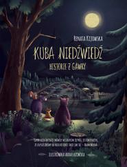 okładka Kuba Niedźwiedź, Ebook   Kijowska Renata
