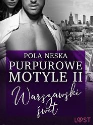 okładka Purpurowe motyle 2, Ebook | Pola Neska
