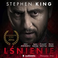 okładka Lśnienie, Audiobook | Stephen King