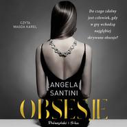 okładka Obsesje, Audiobook | Santini Angela