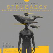 okładka Miliard lat przed końcem świata, Audiobook   Borys Strugacki, Arkadij Strugacki