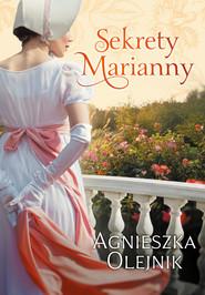 okładka Sekrety Marianny, Ebook | Agnieszka Olejnik
