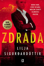 okładka Zdrada, Ebook   Lilja Sigurdardóttir