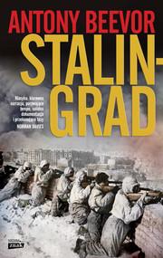 okładka Stalingrad, Książka   Antony Beevor