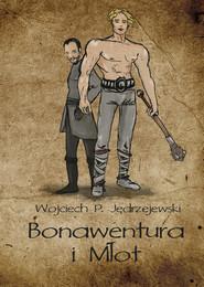 okładka Bonawentura i Młot, Książka   Wojciech P. Jędrzejewski