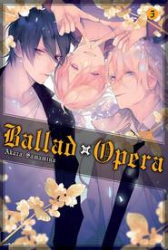 okładka Ballad x Opera #5, Książka | Samamiya Akaza
