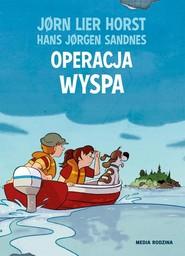 okładka Operacja Wyspa, Książka | Jorn Lier Horst