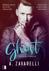 epub,mobi, ebook, Ghost | A. Zavarelli