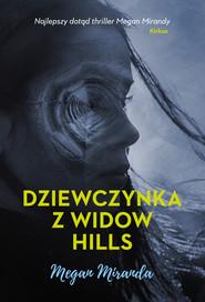 epub,mobi, ebook, Dziewczynka z Widow Hills | Miranda Megan