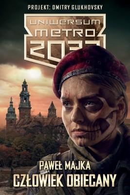 okładka Człowiek obiecany, Ebook | Paweł Majka