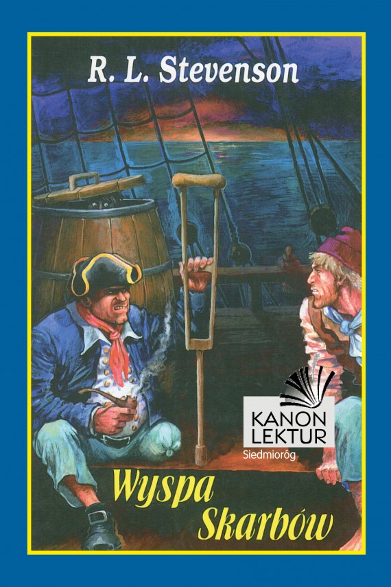 okładka Wyspa skarbówebook   EPUB, MOBI   Robert Louis Stevenson