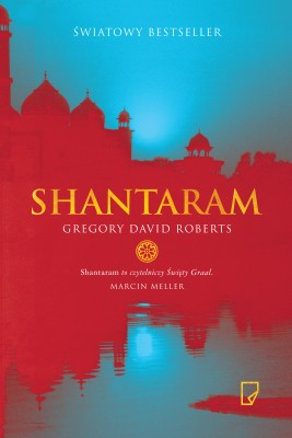 okładka Shantaram, Ebook | Gregory David Roberts