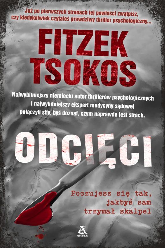 okładka Odcięciebook | EPUB, MOBI | Sebastian Fitzek, Michael Tsokos