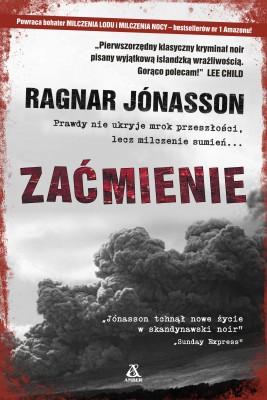 okładka Zaćmienie, Ebook | Ragnar Jónasson